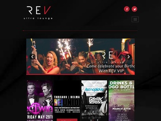 REV Ultra Lounge