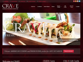 CRAVE Restaurants